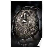 Nek Chand Fantasy 1 - POSTER by Glen Allison