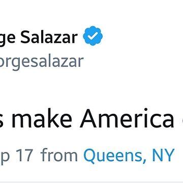 george salazar tweet by JettaPilots