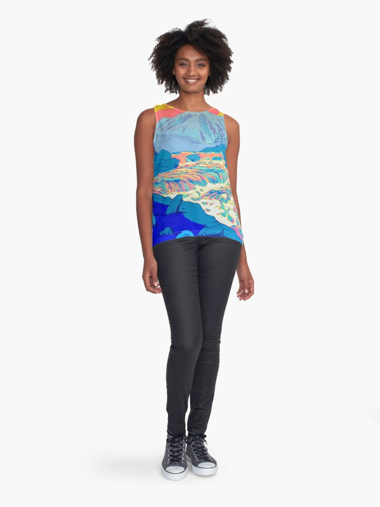 Alternate view of River Sleeveless Top