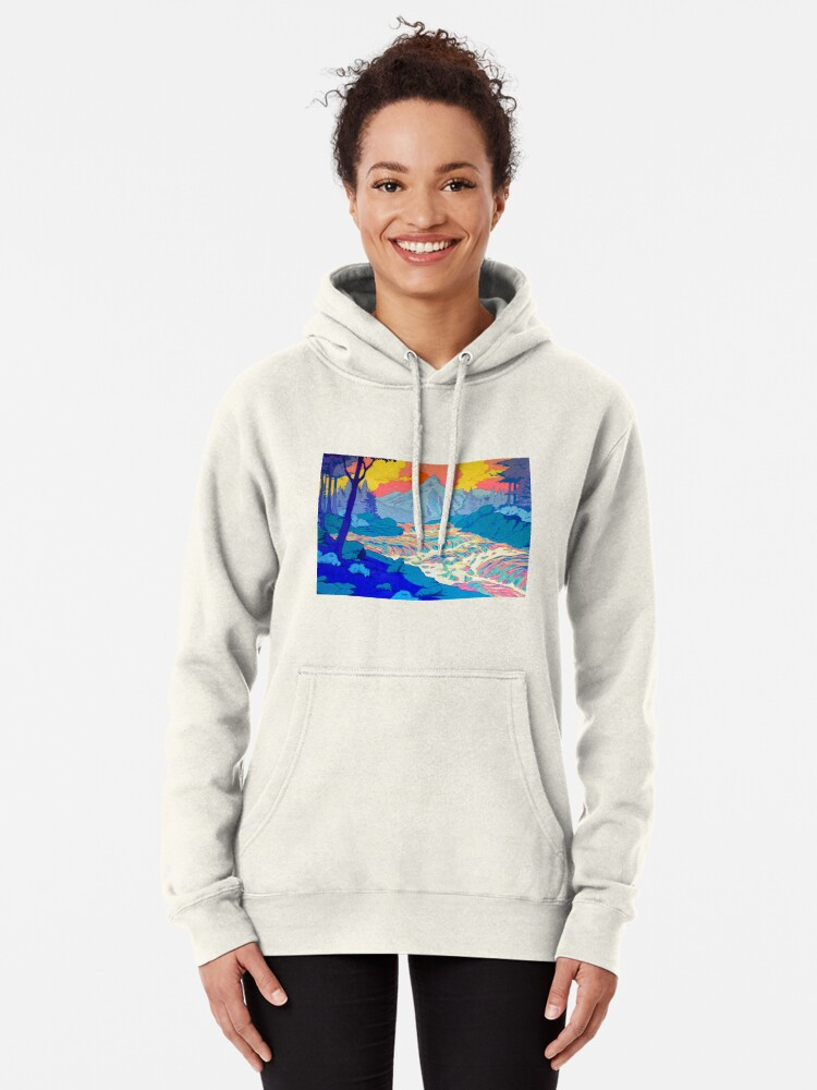 Alternate view of River Pullover Hoodie