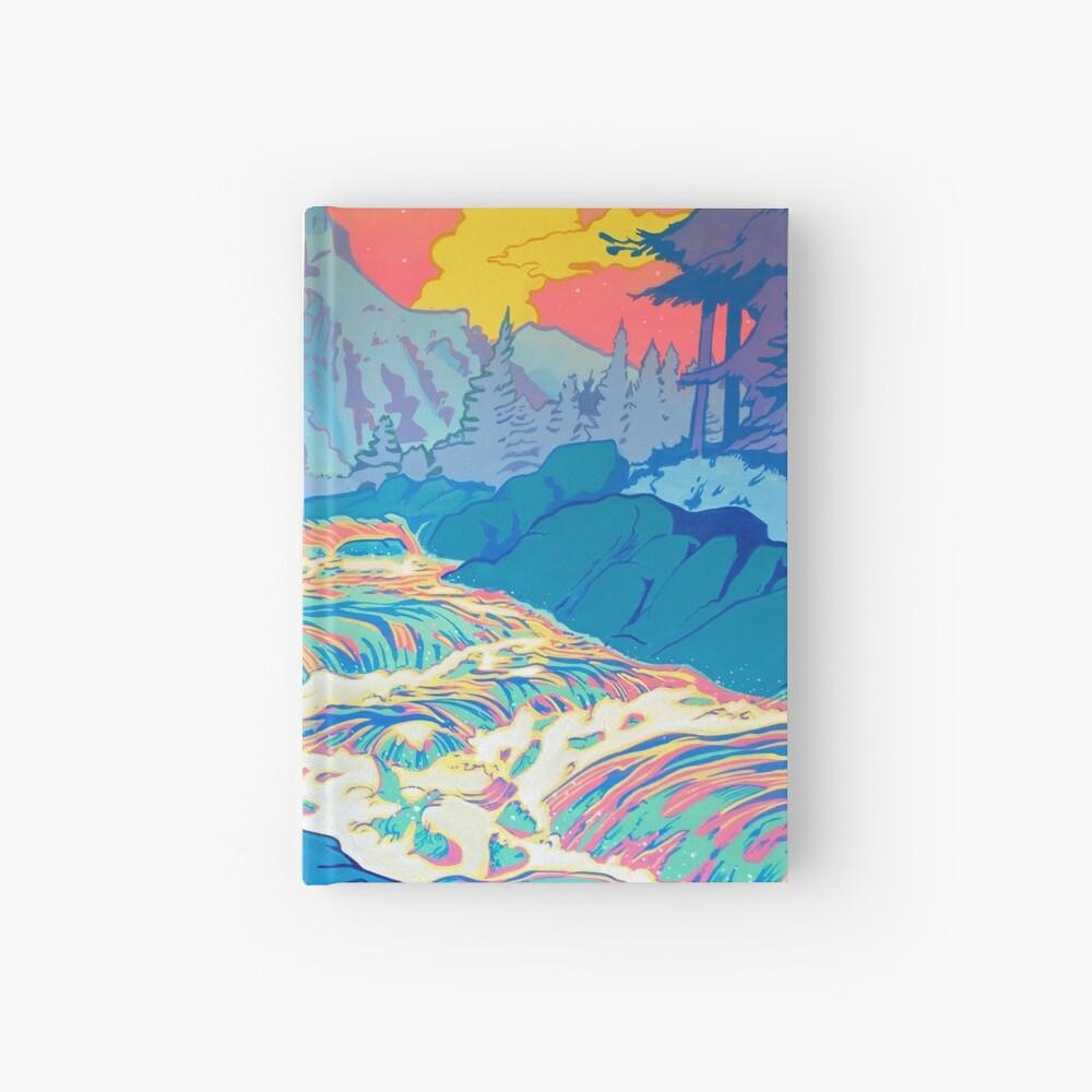River Hardcover Journal