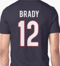 Men's New_ England_ Patriots _Tom _Brady#12 blue Game Jersey T-Shirt