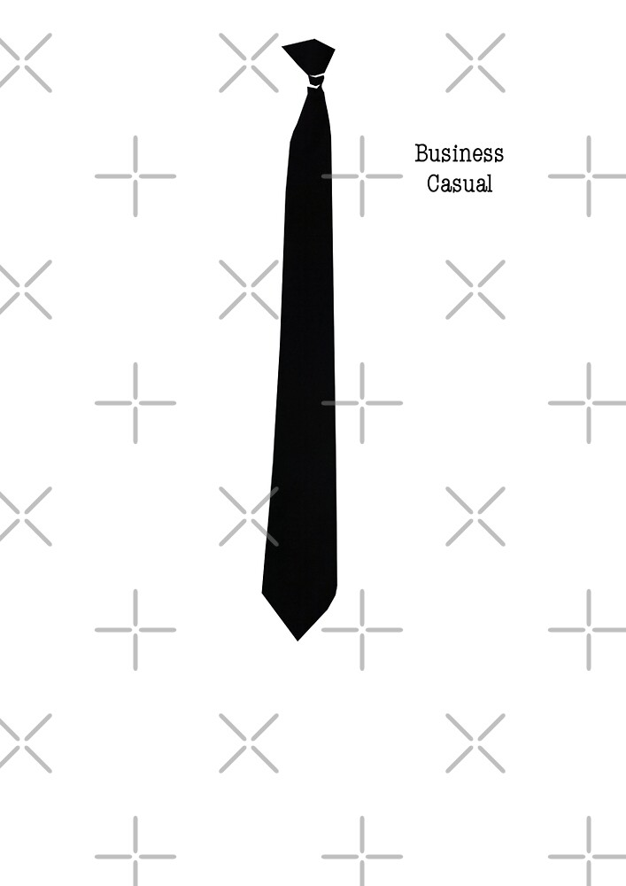 Business Casual by Jacobburrito
