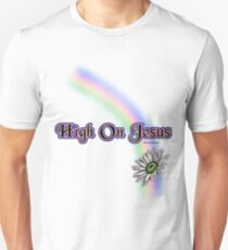 High On Jesus T Shirt T-Shirt
