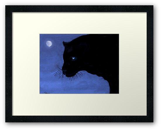 Moon Shadow by Dawn B Davies-McIninch