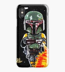 boba fett first 21 iPhone Case