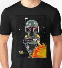 boba fett first 21 T-Shirt