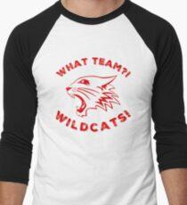 What team?! Men's Baseball ¾ T-Shirt