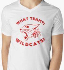 What team?! Men's V-Neck T-Shirt