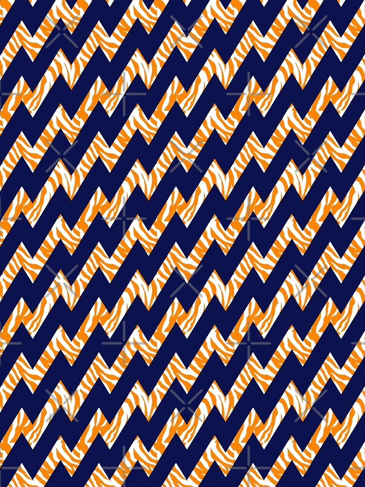 Auburn Zig Zag Gameday Dress 2 by CollegeTown