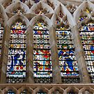 Stunning Stained Glass Windows by BlueMoonRose