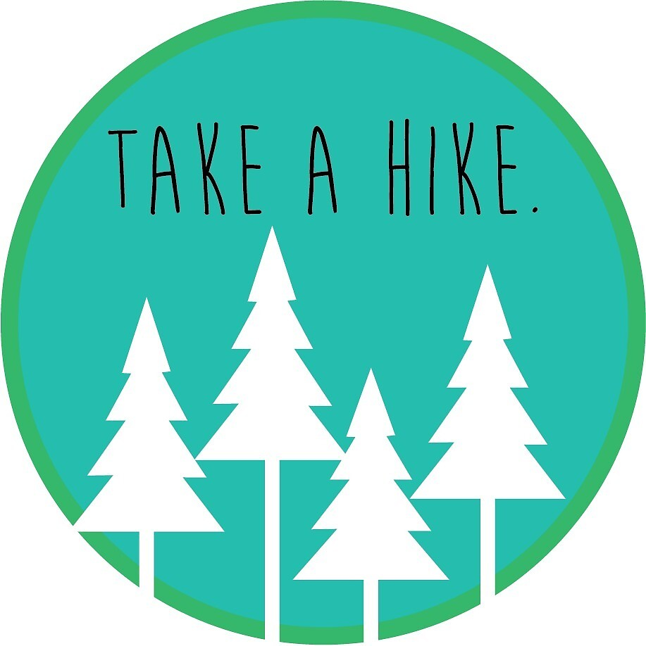 Hike More by Olivia Childs