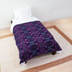 Sparkly Patterns Comforter