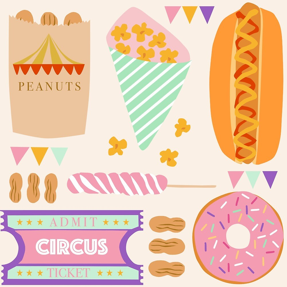 Circus Treats by Sarah Parr