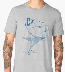Dot Com Life Style Men's Premium T-Shirt