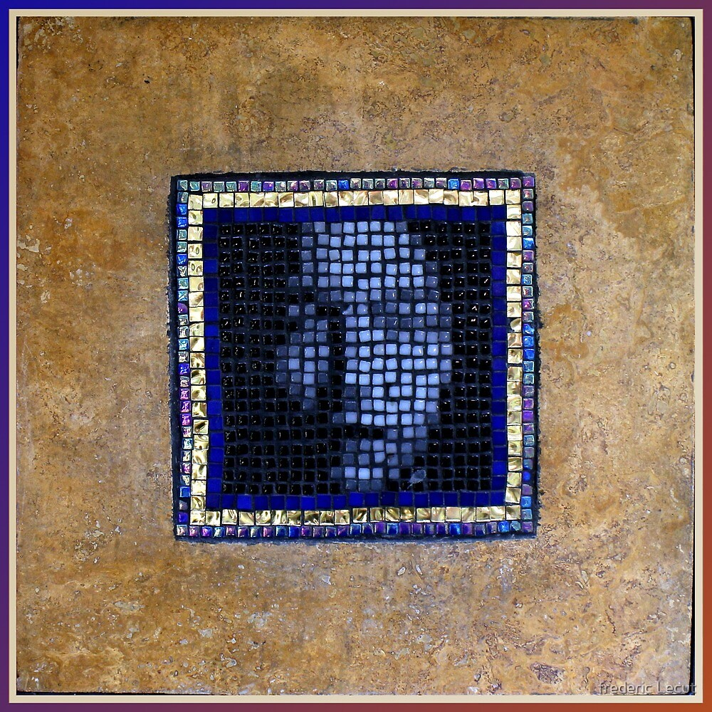 Asian Face by frederic Lecut