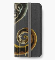 Midnight Spiral Tentacle iPhone Wallet/Case/Skin