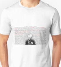 마지막 (The Last) - Agust D Lyrics T-Shirt
