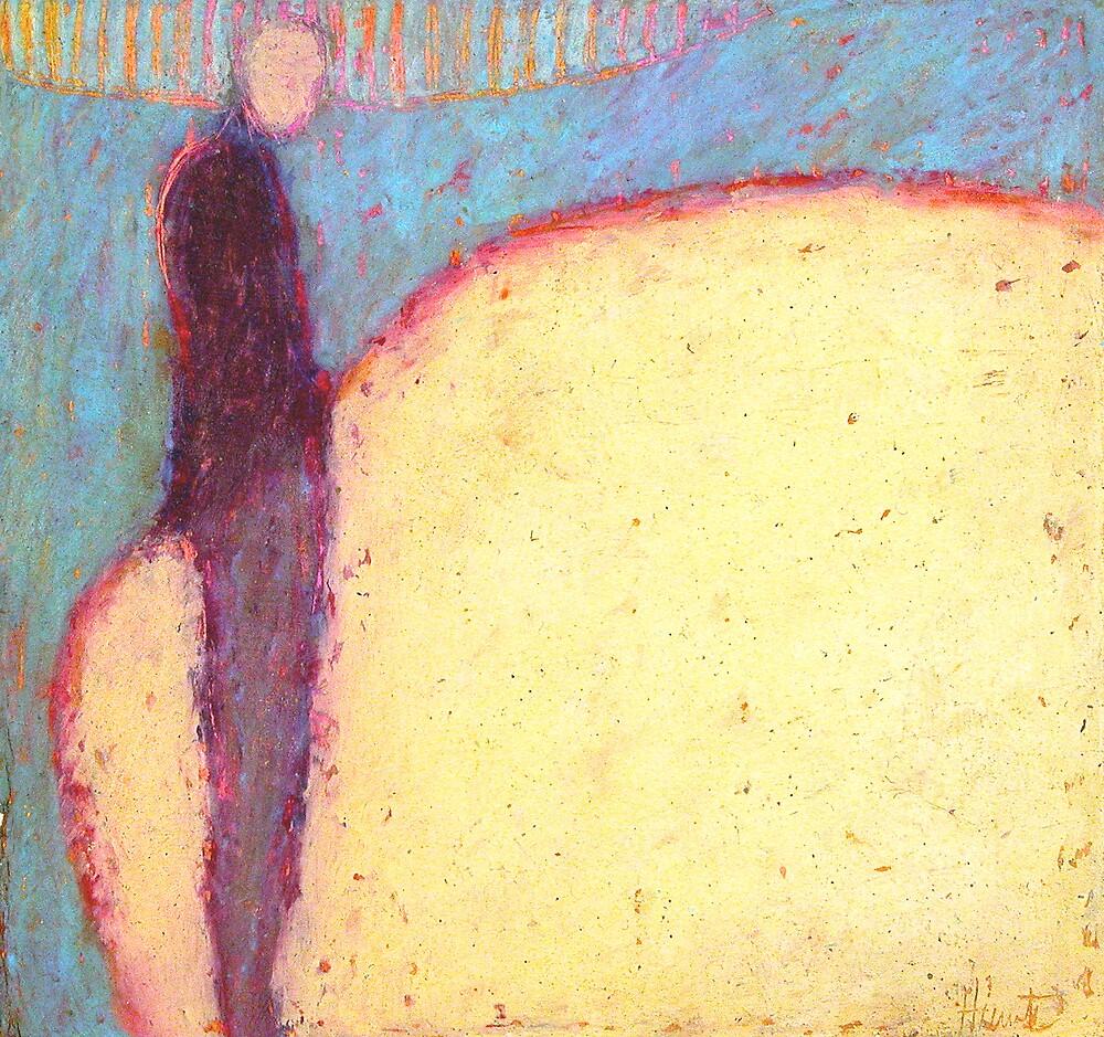 Cast Thy Burden by painterlady