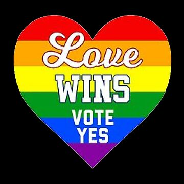 yes vote in marriage equality by wardcu