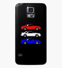 Funda/vinilo para Samsung Galaxy Ford Mustang Fox lado del cuerpo