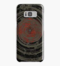Old Vinyl Records Urban Grunge Samsung Galaxy Case/Skin