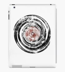 Old Vinyl Records Urban Grunge iPad Case/Skin