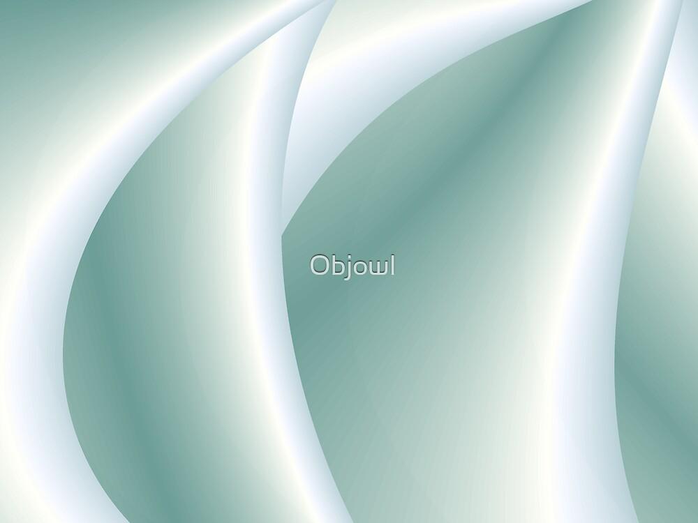 Ice Green by Objowl