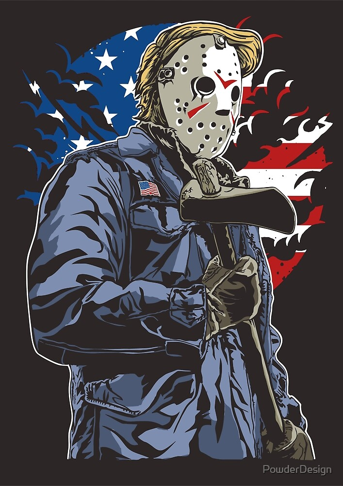American Killer by PowderDesign