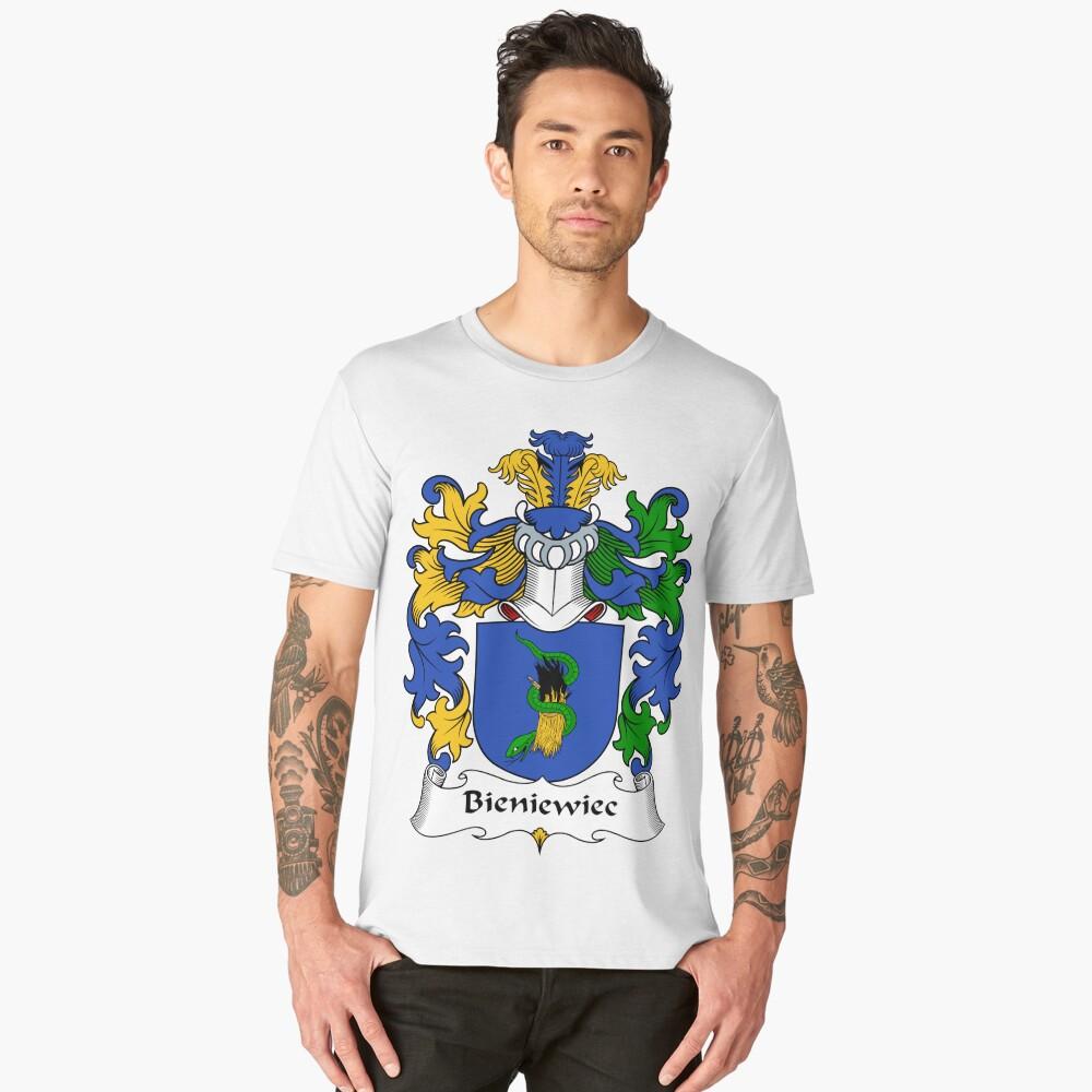 Bieniewiec Men's Premium T-Shirt Front