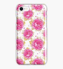 Marina's Pink Peony  iPhone Case/Skin