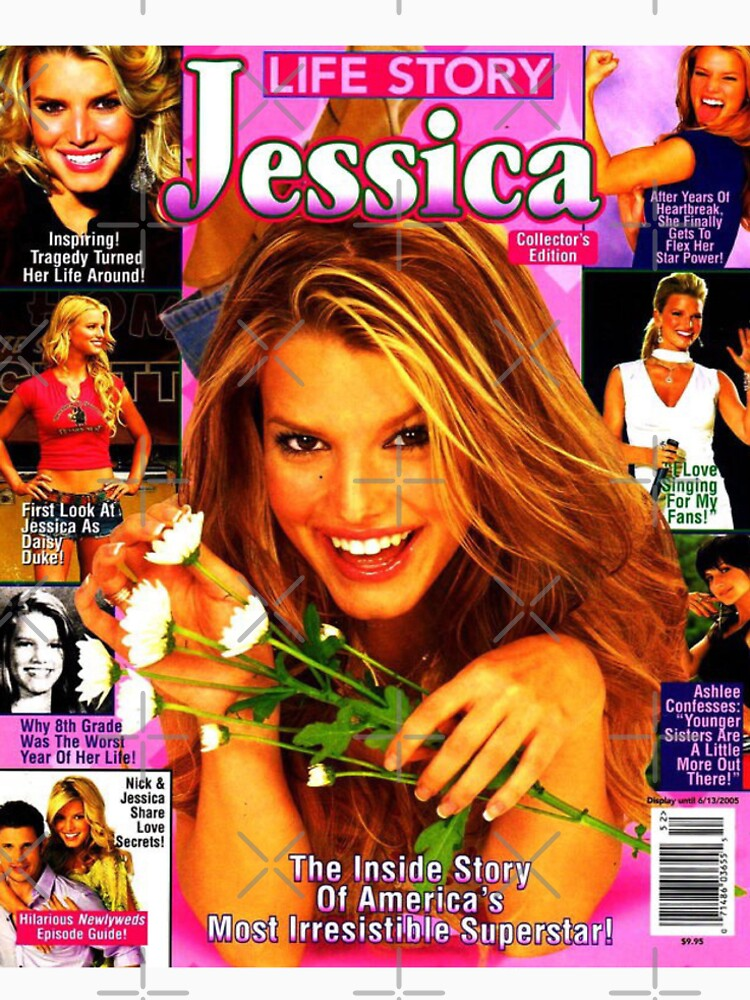 Jessica Simpson Lifestory by 3xcessive