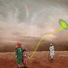 Basant Sonic Kite Flying near Mons Olympus by Kenny Irwin