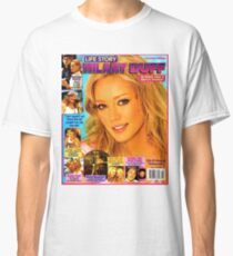 Hilary Duff LIFEstory Classic T-Shirt