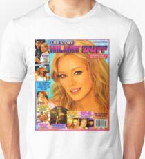 Hilary Duff LIFEstory T-Shirt