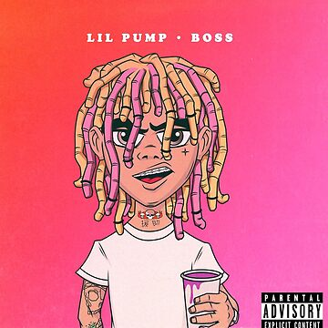 Lil pump by mygoe