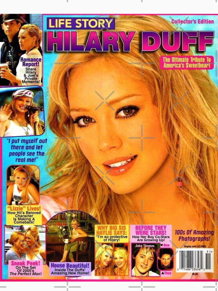 Hilary Duff LIFEstory by 3xcessive