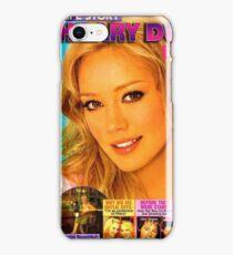 Hilary Duff LIFEstory iPhone Case/Skin