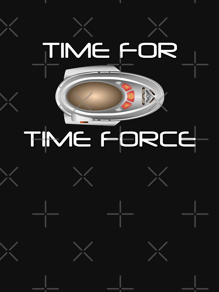 Time For Time Force by austinelgort