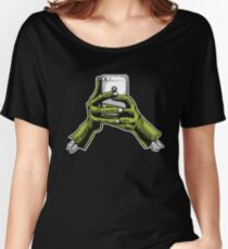 Zombie Phone Women's Relaxed Fit T-Shirt