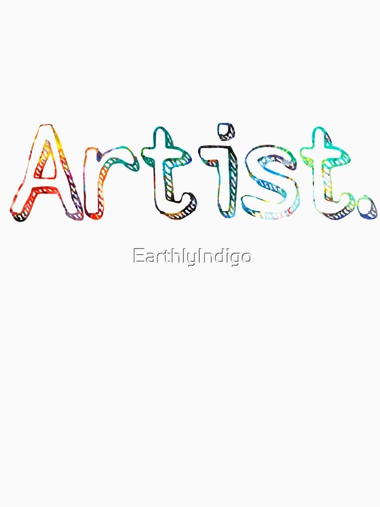 Künstler Art Painter Geschenk von EarthlyIndigo