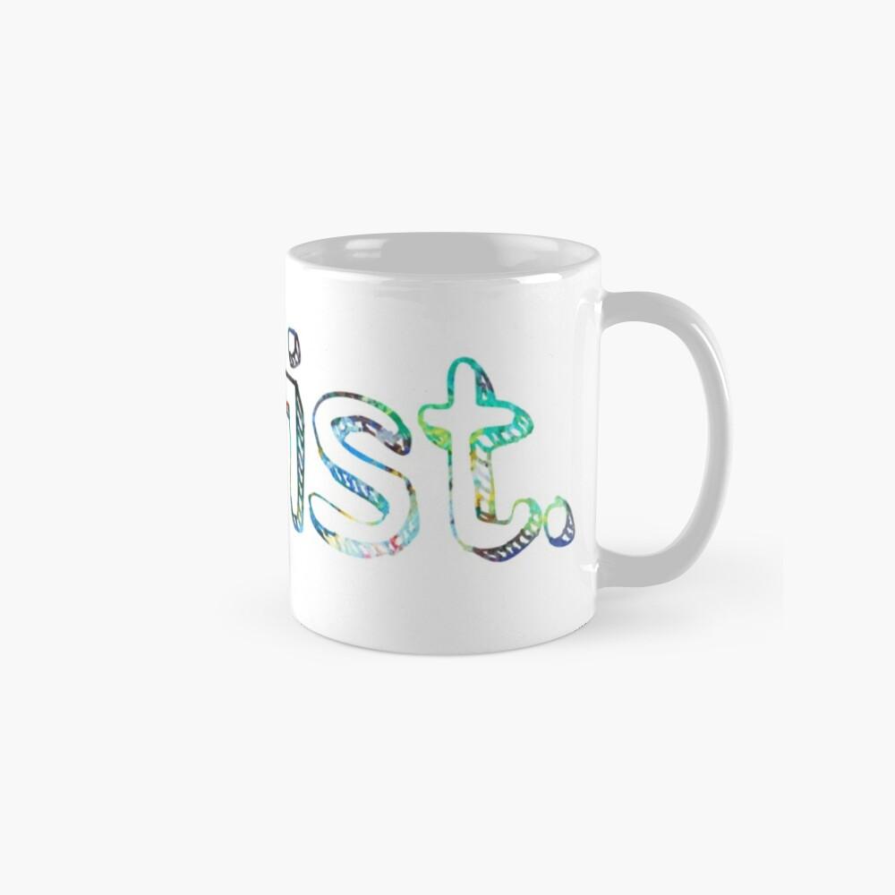 Künstler Art Painter Geschenk Tasse