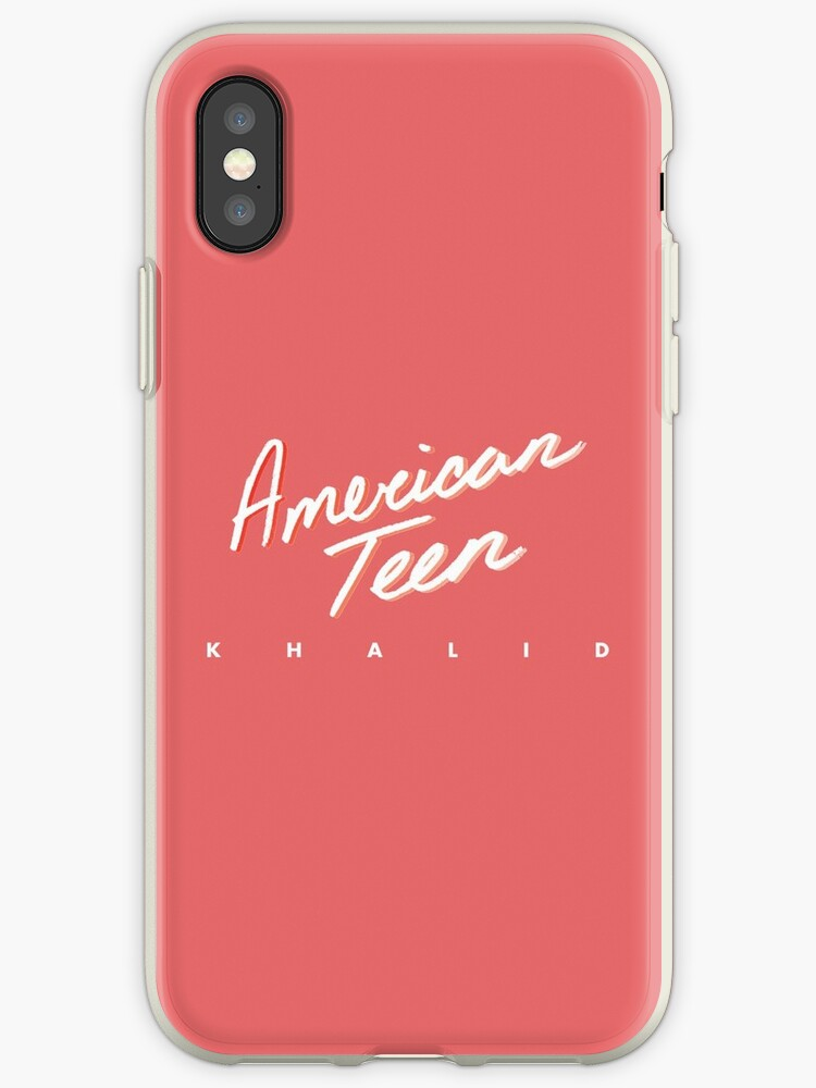 Khalid iPhone case  by mille962