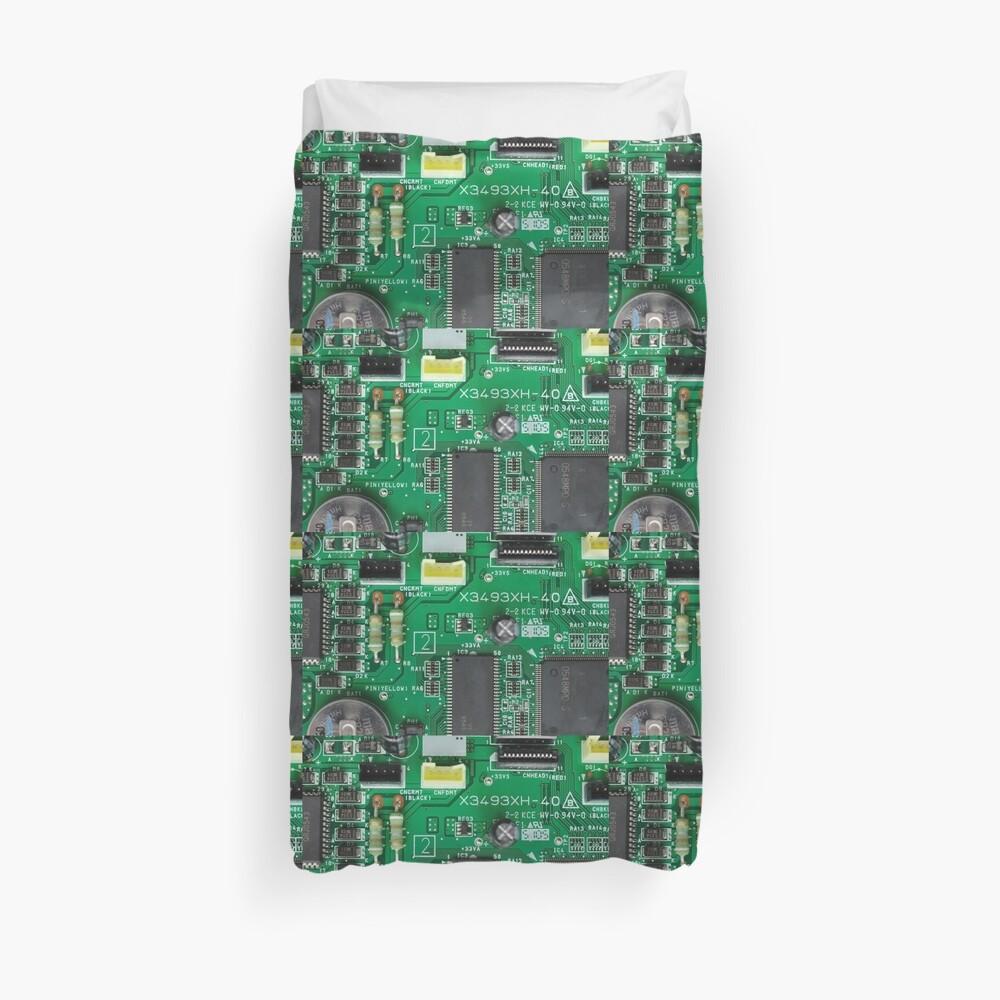 Electronic circuit board Bettbezug