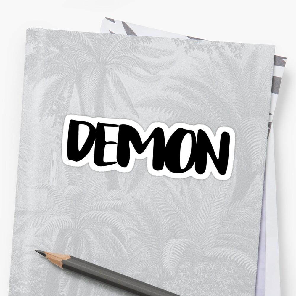 DEMON by FTML
