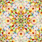 Pastel Carousel by PatriciaSheaArt