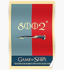 Game of Snips - 8002…  Poster