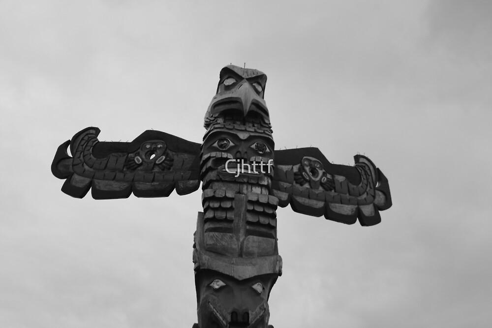 Totem Pole by Cjhttf