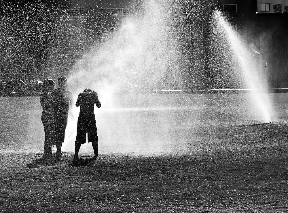 Sprinkler by Doug Ballou