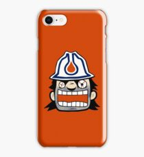 Edmonton Rabid Team Logo iPhone Case/Skin